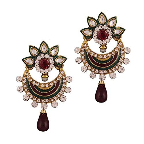 Indian Bollywood Designer Gold Plated Ethnic Traditional ... https://www.amazon.com/dp/B06XSY3VK5/ref=cm_sw_r_pi_dp_x_VYebzbMCHTYEY