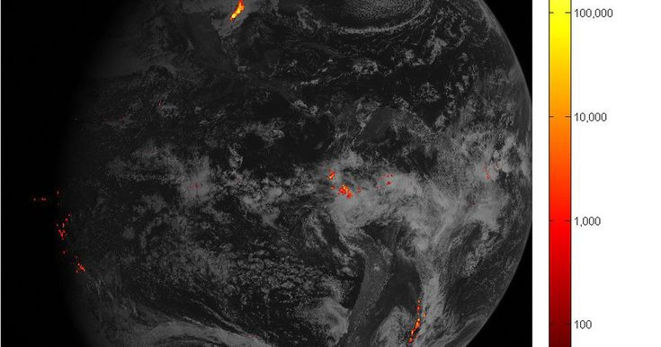 The Global Lightning Mapper lives up to its billing.