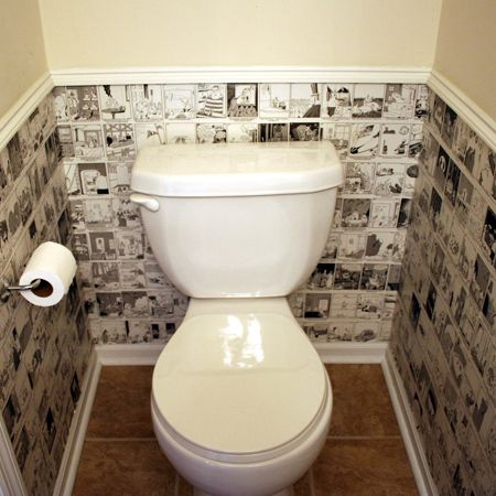 Newspaper Or Sheet Music Cartoons For Wallpaper Great Idea The Room