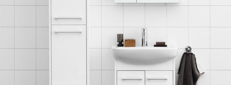 Nordic³ komplett og prisvennlig baderomsserie - Gustavsberg