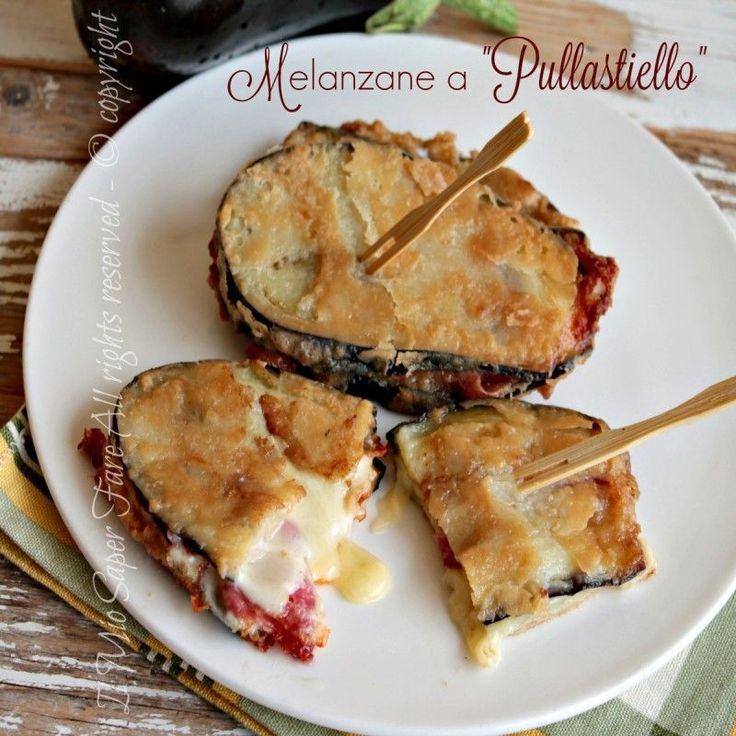 Melanzane pullastiello ricetta napoletana