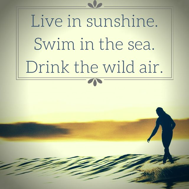 85 Best Images About Ocean Quotes On Pinterest Surf, Good Vibes Only And Bi.