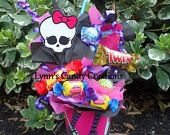 Minnie Mouse Kids Candy Party Favors Made by LynnsCandyCreations