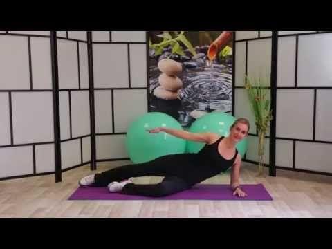 """Pilates """"Side Plank"""" Ejercicios Intensos de Abdominales y Fortalecimiento de Espalda - YouTube"""
