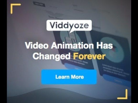 Viddyoze is an online primarily based in-video animation software program Utilizing Viddyoze Has Opened Doorways For My Enterprise