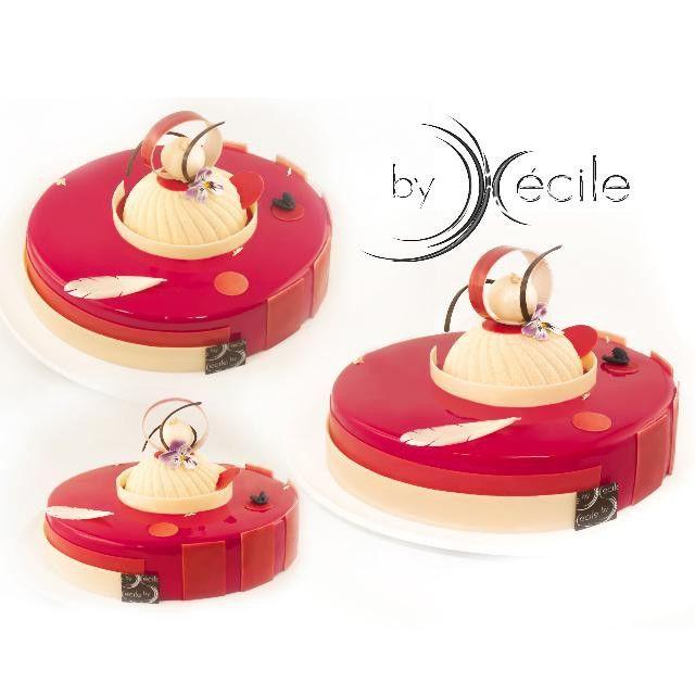 M s de 1000 ideas sobre gla age miroir en pinterest for Glacage miroir fraise