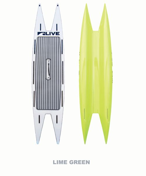 L4Expedition We've taken the outstanding platform of the L2Fish paddle board, and expanded upon it to deliver the ultimate fishing paddle board - the L4Expedition.  More paddle board (14ft).  More deck space (8ft).  More capacity (700lbs).  More yak attack track for accessories.  This board delivers all the advantages of the catamaran style design (stability, speed, ease of paddling), while providing the paddler the ability to carry more equipment and move around easier.  And with the ex...