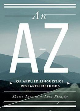 An A-Z Of Applied Linguistics Research Methods PDF