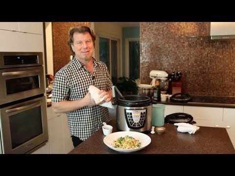 Watch and learn how to make pasta in the #PowerPressureCookerXL with Eric Theiss! #HowTo #StepByStep