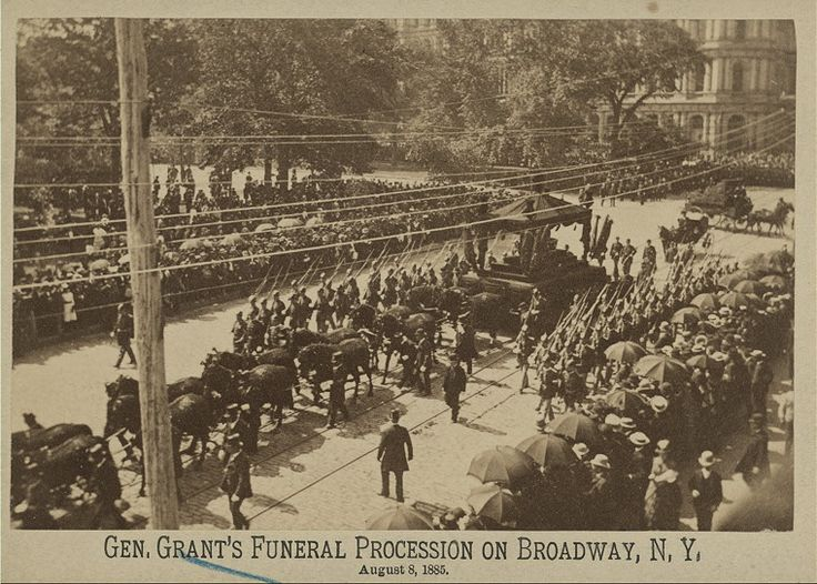 Ulysses S Grant Funeral