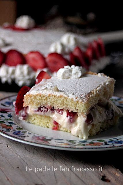 96 best pan di spagna images on Pinterest | Chiffon cake, Pies and ...