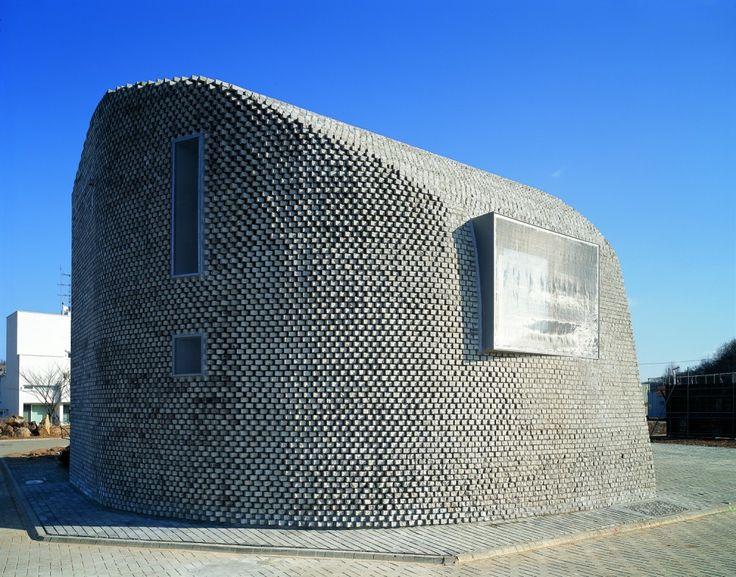 Pixel House / Mass Studies and Slade Architecture // Gyeonggido, Korea