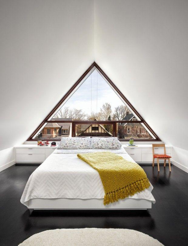 ZN House, rénovation d'une maison victorienne à Toronto par + tongtong - Journal…