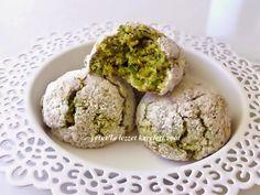 yetur'la lezzet kareleri: antep fıstıklı koko kurabiye