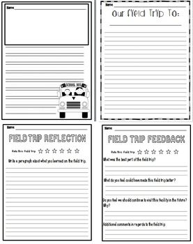 narrative essay about a field trip Descriptive essay example: the football field - the football field the wheels  on the bus went round and round, all the way to paonia the ten mile trip.
