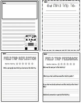 Field trip essay