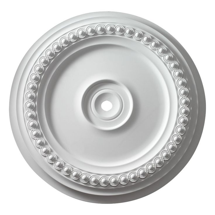 Fypon CM24RN 24 3/8'OD x 1'ID x 1 1/2'P Randolph Ceiling Medallion ** Trust me, this is great! Click the image. : home diy improvement