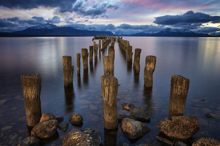 'Puerto Natales Pier' by Jimmy Mcintyre on 500px.