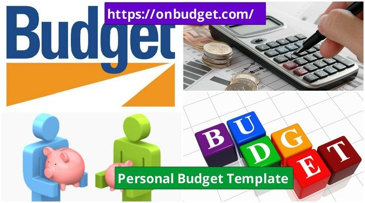 1000  images about personal budget template on pinterest