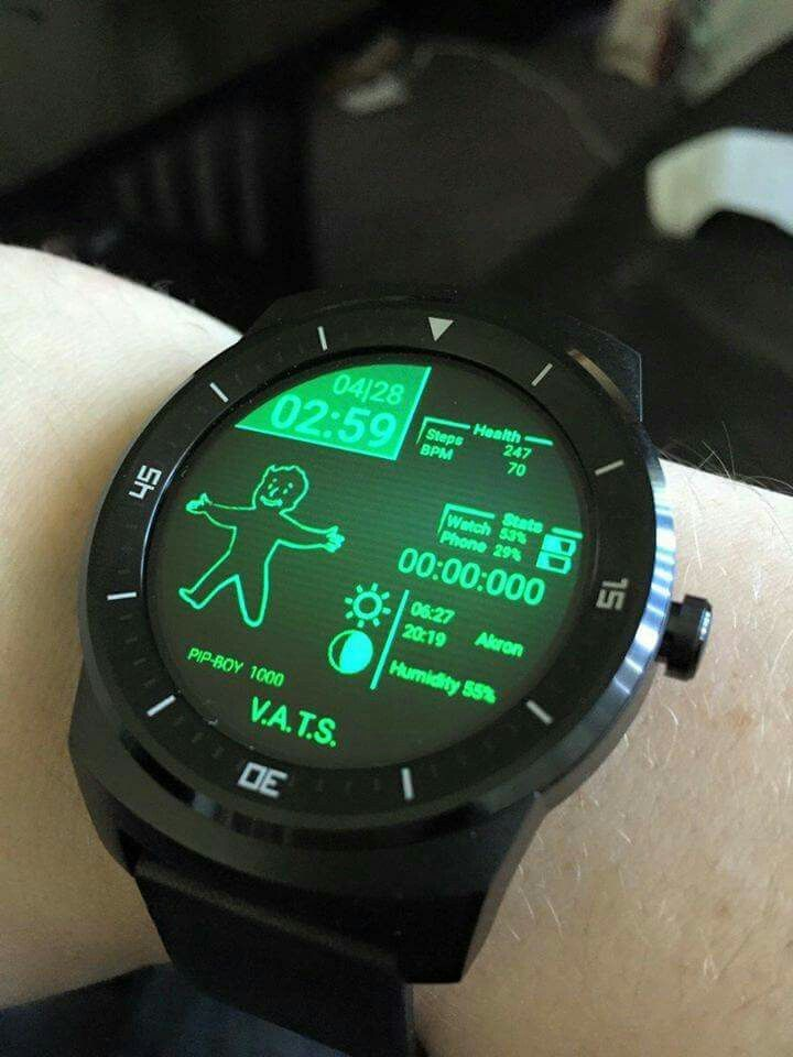 17 best images about robco pip boy personal information processor on pinterest pebble watch. Black Bedroom Furniture Sets. Home Design Ideas