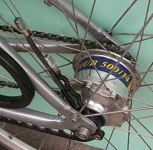Bicycle gearing - Wikipedia, the free encyclopedia