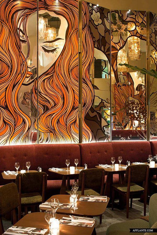 Très Honoré Restaurant // Atelier Du Pont | Afflante.com
