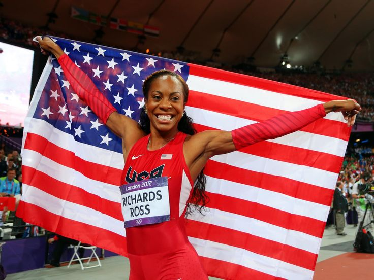 Sanya Richards-Ross: 'Every female athlete I know has had an abortion,' reveals four-time Olympic champion  The retired 400m runner reveals she had her own abortion just days before 2008 Beijing Olympic Games in new autobiography 'Chasing Grace'