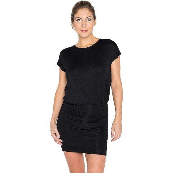 Kendra Tunic Dress via Polyvore featuring dresses
