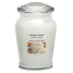 Check out Yankee Candle Large Jar White Linen