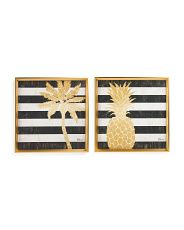 Tropical Wall Decor Collection - Tropical - T.J.Maxx
