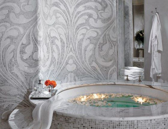 Mosaic Tile Patterns | Mosaic Bathroom Tiles Design HomeDesign2You Bathroom  Tiles Ideas .