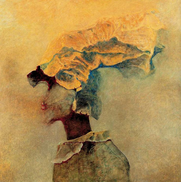Zdzisław Beksiński Polish painter, photographer, and sculptor (part 2)