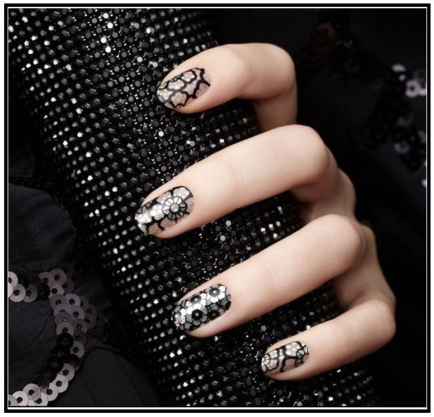 The 25 best organic nails ideas on pinterest 3d nail art 93 cool nail design tutorials to keep you busy polished all winter nail inspo galore prinsesfo Choice Image
