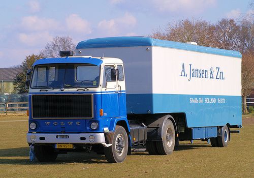 1977 Volvo F89, BN-VS-11 A.Jansen & Zn.