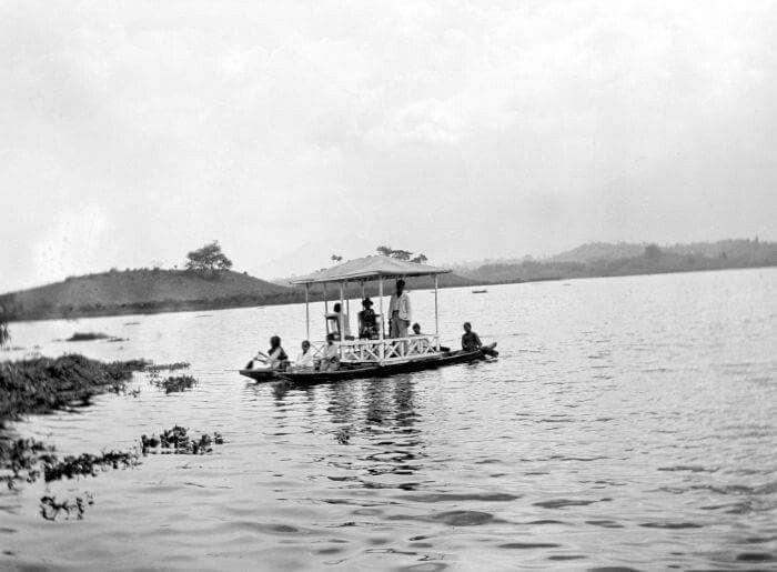 Lake Bagendit, Garut 1932