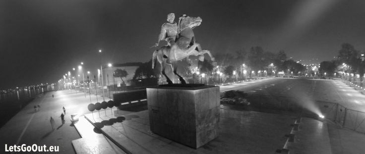Mega Aleksandros Paralia Thessaloniki. Letsgoout.eu