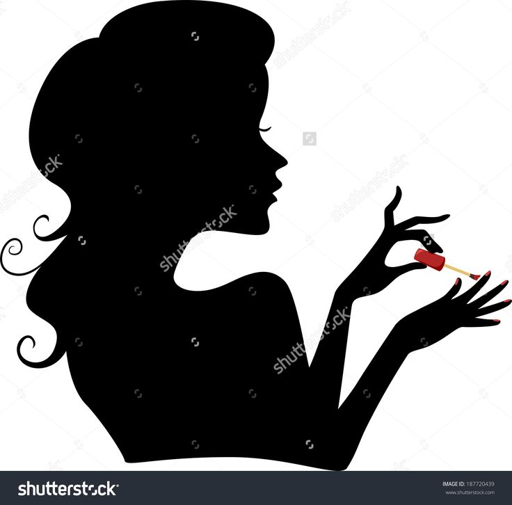 Nails Manicure Stock Vectors & Vector Clip Art | Shutterstock