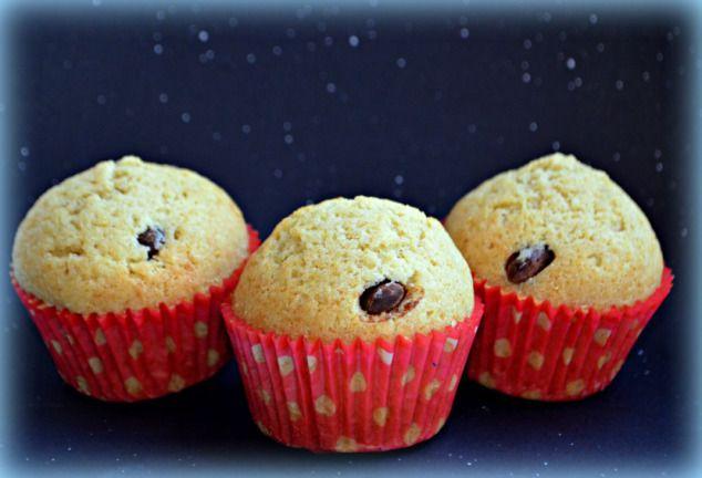 Muffins mit Schokotröpfchen