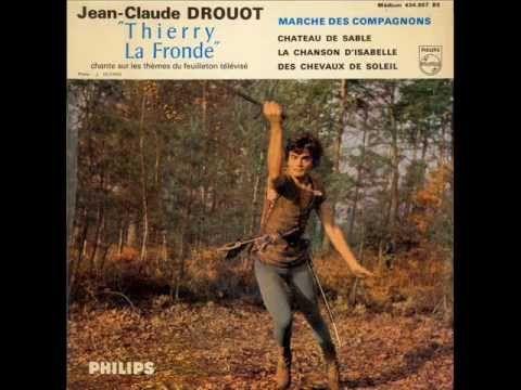 Jean-Claude Drouot - Des chevaux de soleil (Thierry la Fronde) (1964)