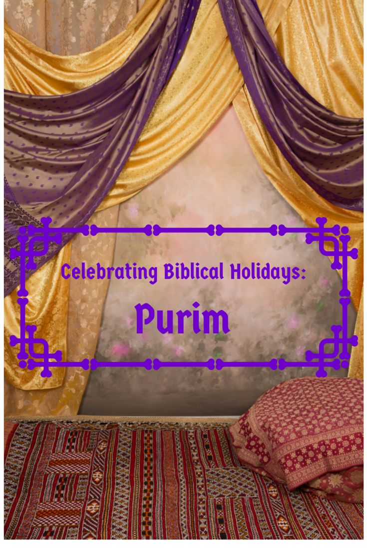 There is a growing movement among Christians: many are casting off traditional American holidays for the Biblical Feasts, Fasts and Festivals. One ofthefestivals is the holiday of Purim. If you a...