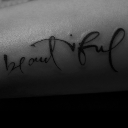 Acid Tattoo - Ink & Illus | beautiful. tattoo. font. lettering. loose.