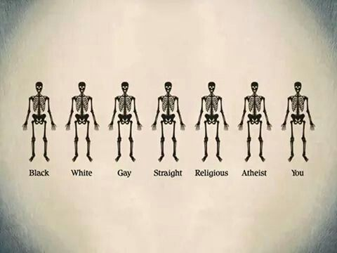 #knowthedifference #meeither #whyhate #race #creed #religion #wereallthesame #loveoneanother #love #share
