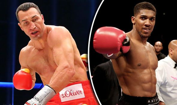 It's off! Wladimir Klitschko fight with Anthony Joshua delayed by injury to Ukrainian