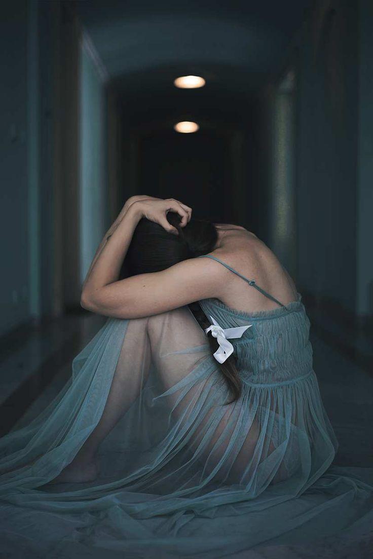 Conceptual Portrait Photography by Greta Larosa #inspiration #photography  Pinterest: @Cantevensay