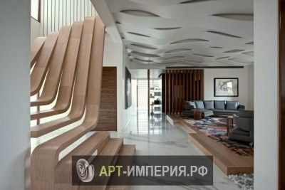 Креативная архитектура, креативный дизайн интерьера