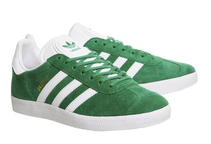 http://SneakersCartel.com adidas Originals Releases the Gazelle in Green Suede #sneakers #shoes #kicks #jordan #lebron #nba #nike #adidas #reebok #airjordan #sneakerhead #fashion #sneakerscartel http://www.sneakerscartel.com/adidas-originals-releases-the-gazelle-in-green-suede/