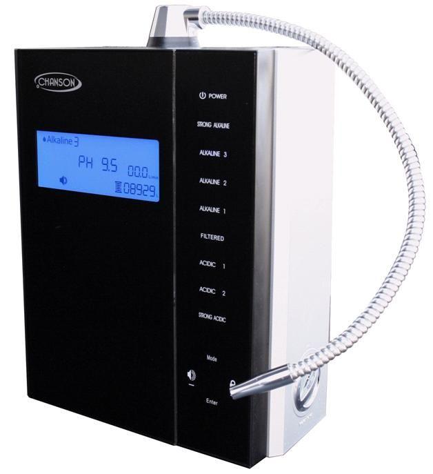 Chanson Water Ionizer Machine - WaterIonizer.com