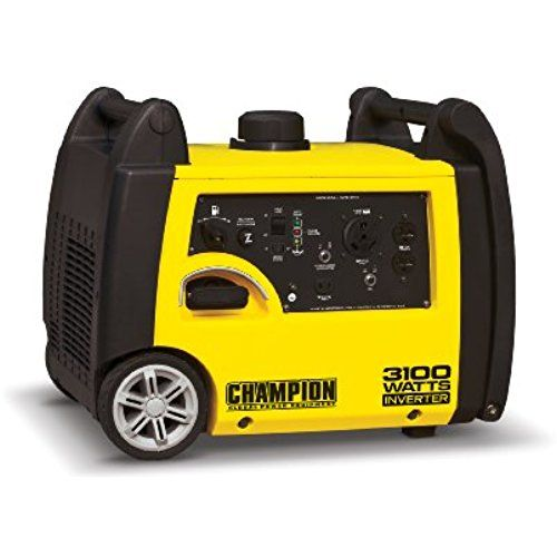 We've had a Champion for 6 years now no problems. Use it for boondocking 6 months of the year  Champion Power Equipment 75531i 3100 Watt RV Ready Portable Inverter Generator - https://www.amazon.com/shop/loveyourrv