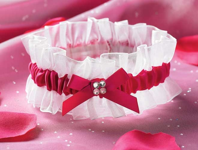 87 Best Images About Diy Wedding Garter On Pinterest