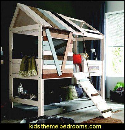 Cabin Bed-Boys